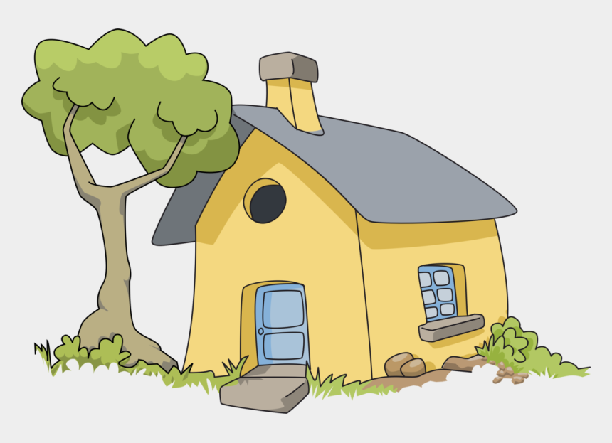 house clip art, Cartoons - House Clipart Png - House Cliparts Png