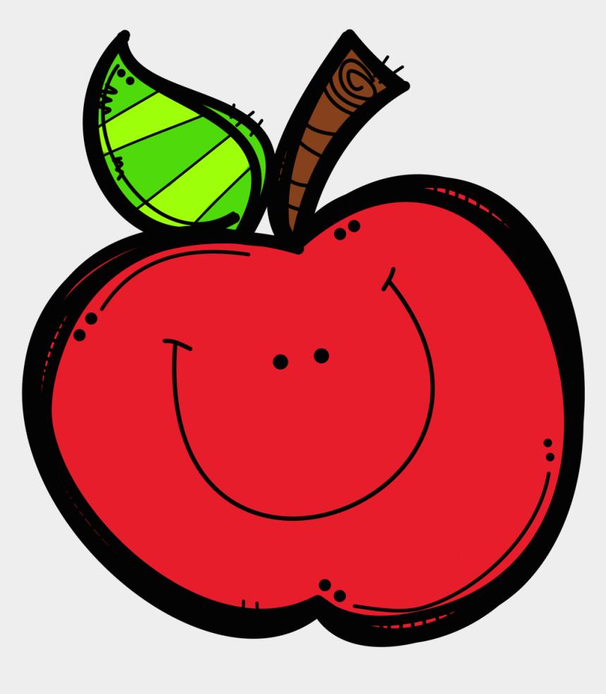 apple clip art, Cartoons - Preschool, Kindergarten, And Elementary Ideas Apple - Cute Apple Clip Art