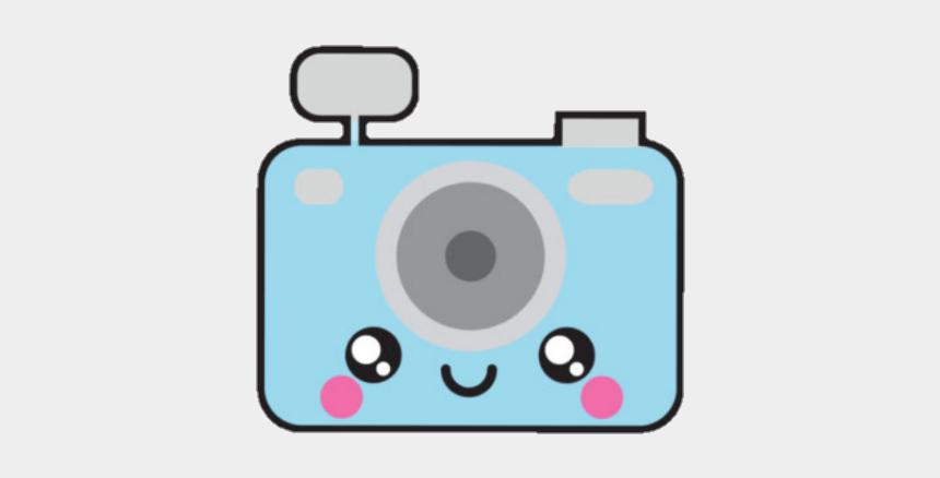 camera clip art, Cartoons - Camera Clipart Kawaii - Camara Kawaii Png