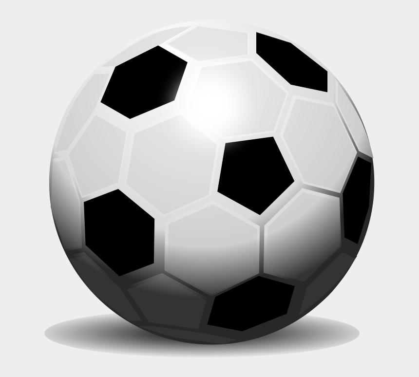 soccer ball clipart, Cartoons - Free Soccer Ball Clip Art - Portrait Size Soccer Ball Transparent Background