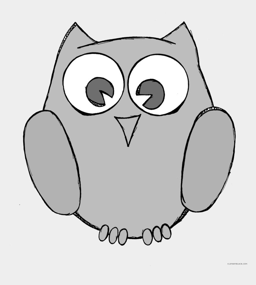 owl clip art, Cartoons - For Teachers Clipartblack Com Animal Free Black Ⓒ - Clip Art