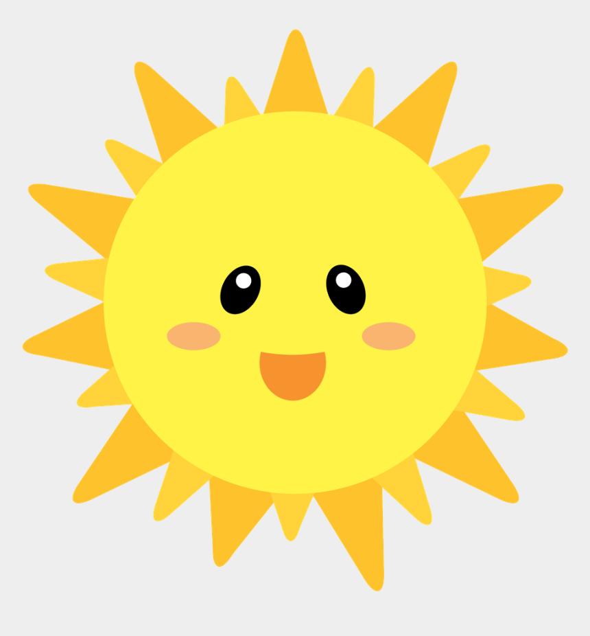 Sun Illustration, Beach Clipart, Background Clipart ...