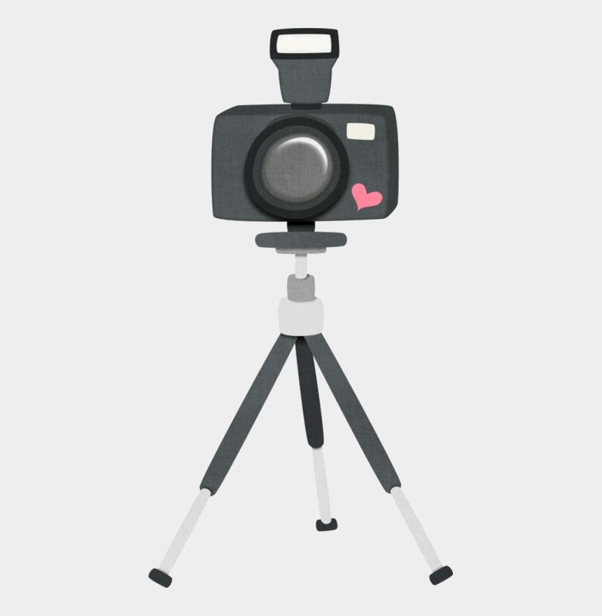 camera clip art, Cartoons - Camera Art, Cute Camera, Sewing Art, Photo Illustration, - Camera Tripod Clipart