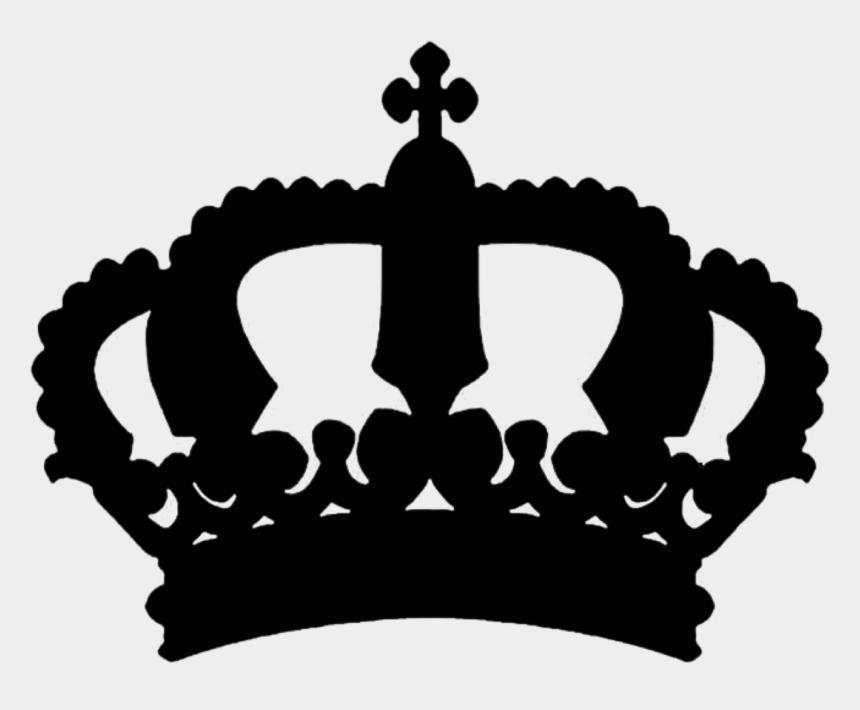 crown clip art, Cartoons - King Crown Clipart Silhouette - Crown Silhouette