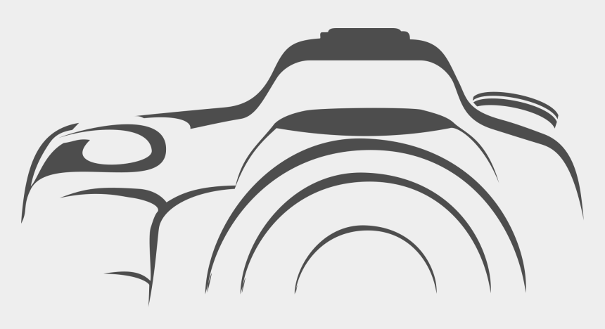 camera clip art, Cartoons - Camera Clipart Png - Camera Clipart Black And White