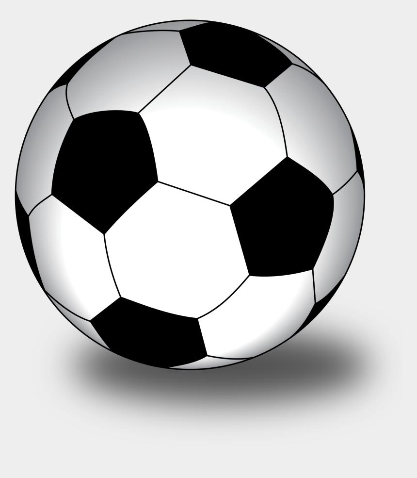 soccer ball clipart, Cartoons - Soccer Ball Clipart Big - Small Soccer Ball Png