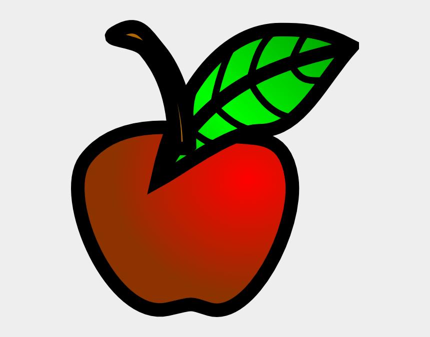 apple clip art, Cartoons - Clipart Of Apple, Tiny And Apel