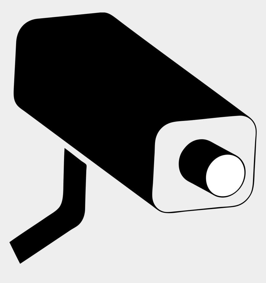 camera clip art, Cartoons - Download - Surveillance Camera Clip Art