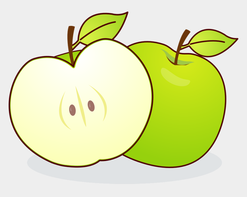 apple clip art, Cartoons - Apple Clipart - Manzana Verde Clipart