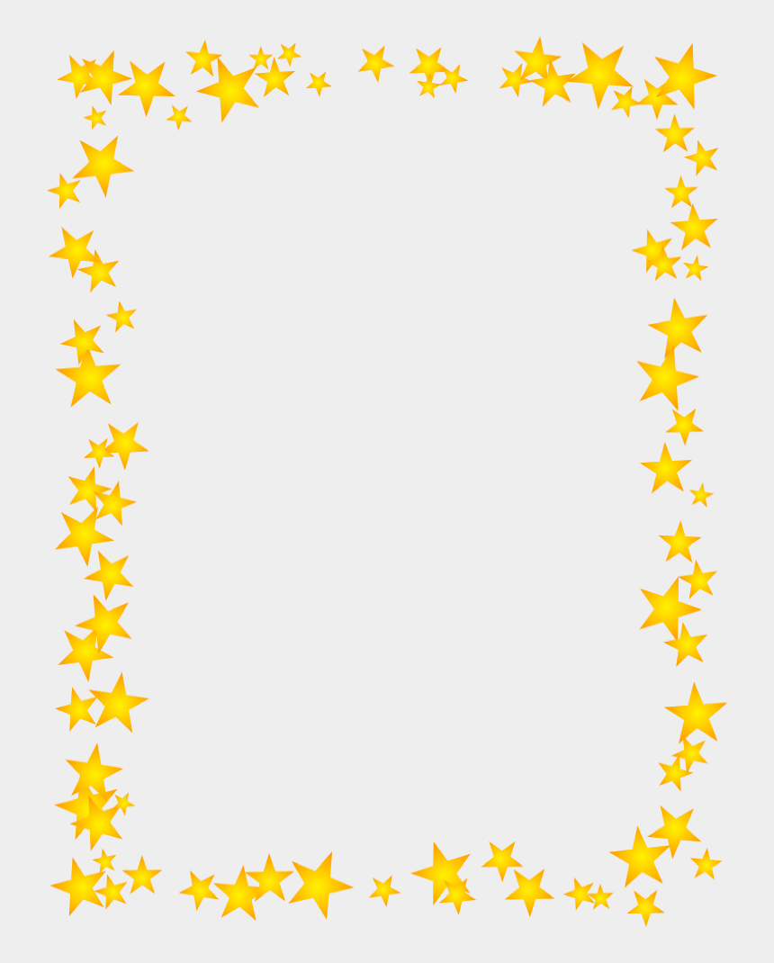star clip art, Cartoons - Star Boarder Page Clipart - Star Border Clip Art