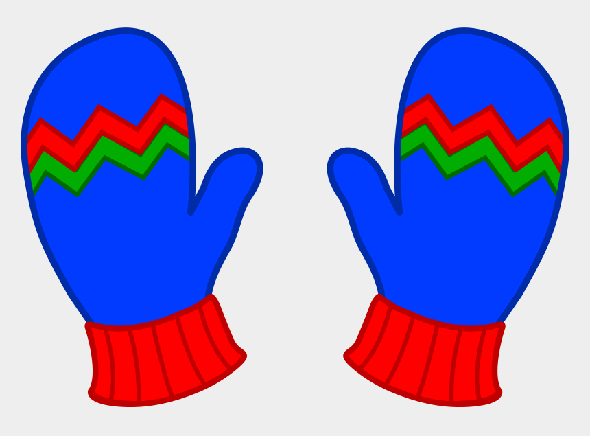 winter clip art, Cartoons - Winter Cliparts Free - Mittens Clipart
