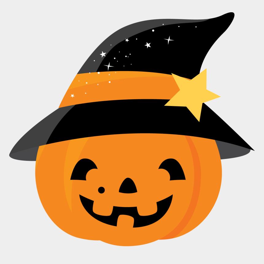 pumpkin clip art, Cartoons - Halloween Cute Pumpkin Clip Art , Png Download - Halloween Cute Pumpkin Clip Art