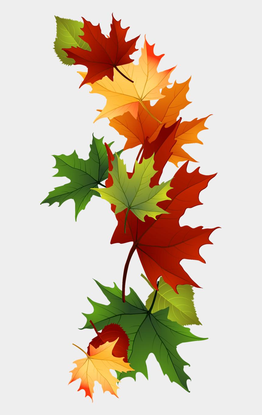 fall clipart, Cartoons - Leaf Fall Leaves Clip Art Beautiful Autumn Clipart - Maple Leaf