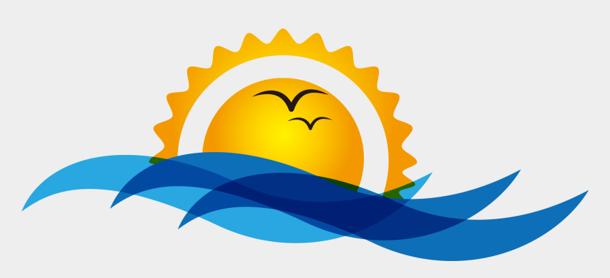 sun clip art, Cartoons - Clipart Sunrise At Getdrawings - Travel And Tour Logo Free