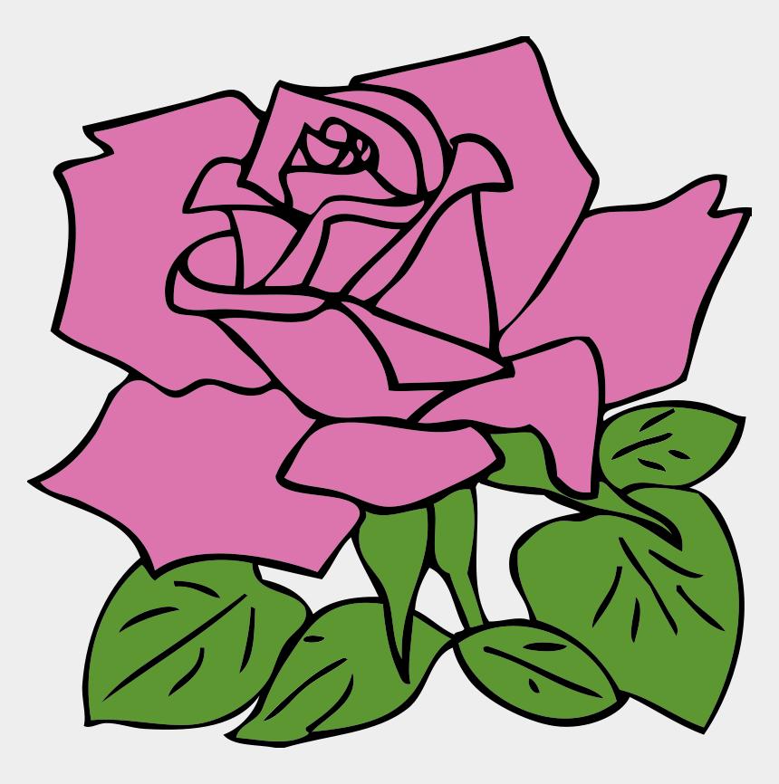 rose clip art, Cartoons - Free Vector Rose Clip Art - Rose Clip Art