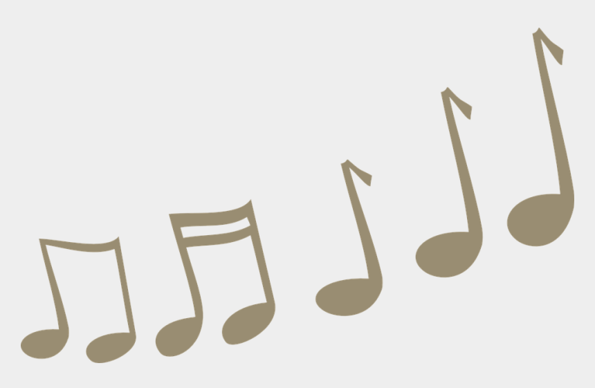 music notes clipart, Cartoons - Musical Notes Clipart - Cartoon Music Notes Png