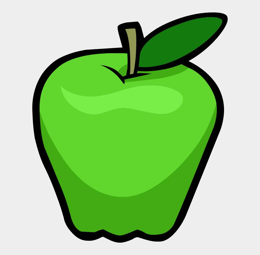 apple clipart, Cartoons - Download - Clip Art Green Apple