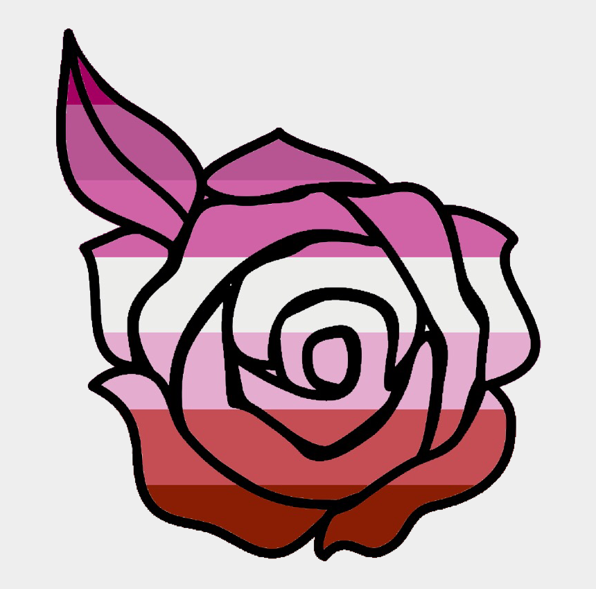 Rose Drawing Outline Line Art Clip Art Easy Small Rose