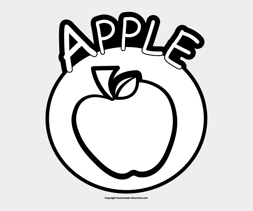 apple clipart, Cartoons - Apple Black And White Free Apple Clipart