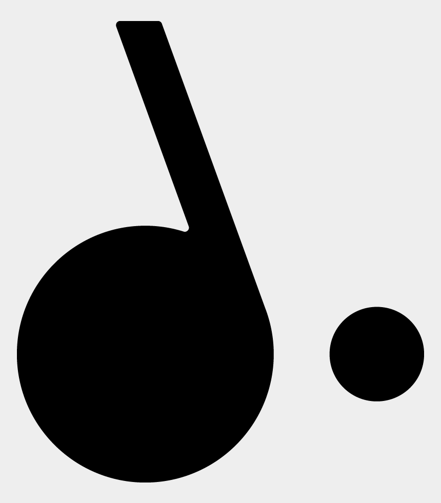 music notes clipart, Cartoons - Music Notes Clipart Individual - Individual Music Notes