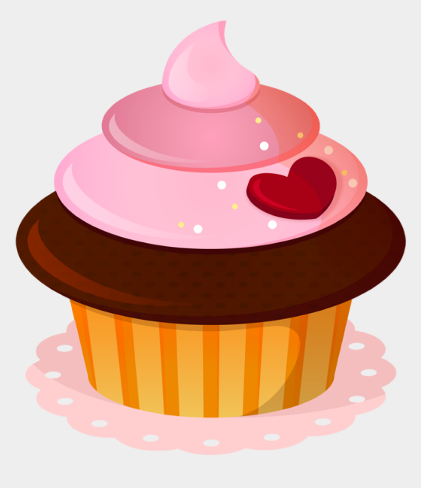 cupcake clipart, Cartoons - Clipart Black And White Cupcakes Clipart - Clip Art Cup Cakes