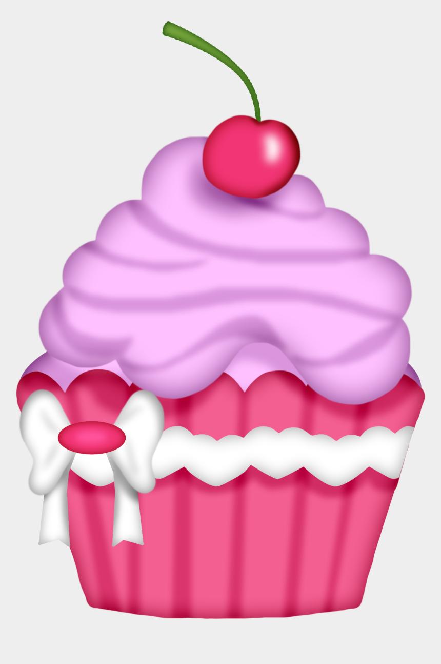 cupcake clipart, Cartoons - Diva Cupcake Cliparts - Dibujos De Un Cupcake