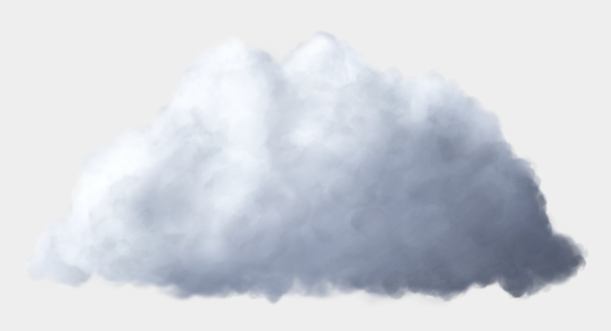 cloud clipart, Cartoons - White Cloud Clipart Png - Cloud Png