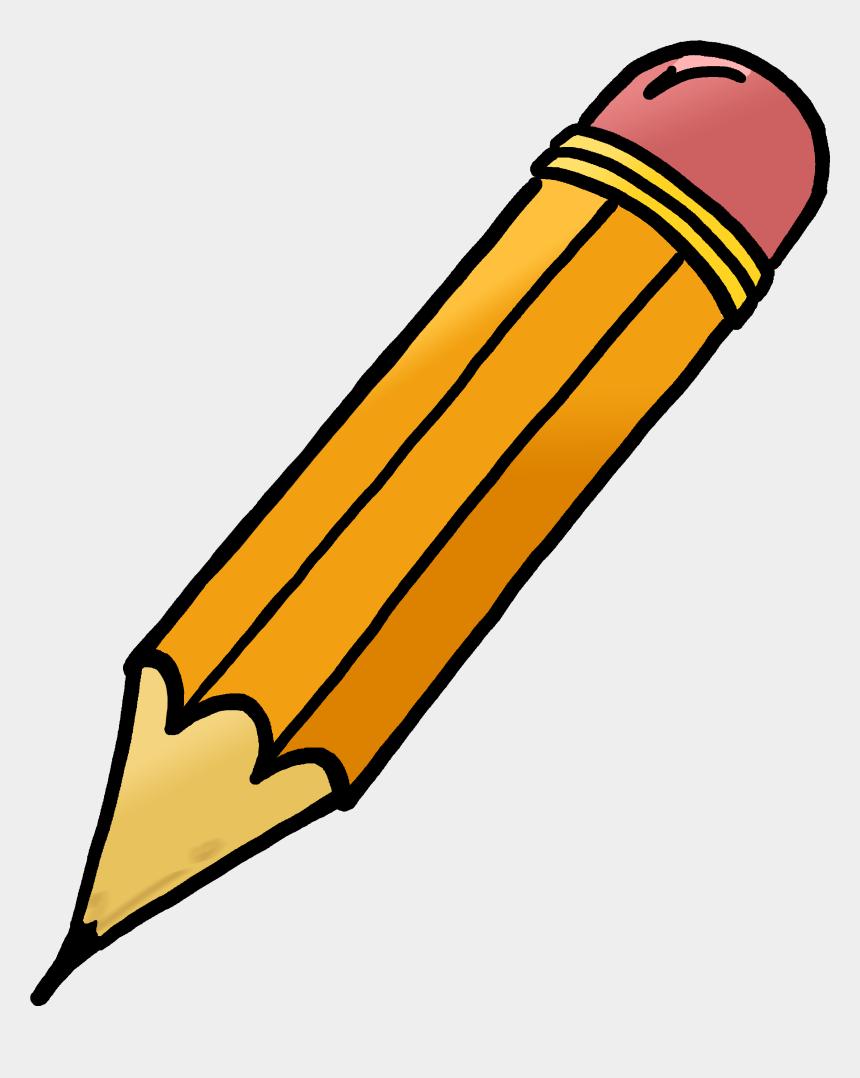pencil clipart, Cartoons - Paper And Pencil Pencil And Paper Clipart Cliparts - Transparent Background Pencil Clipart