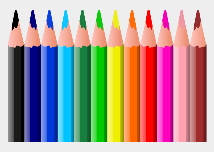 pencil clipart, Cartoons - Free To Use Public Domain Pencil Clip Art - Colored Pencils Clipart
