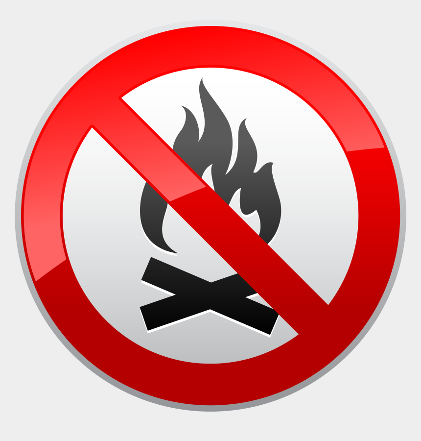 fire clipart, Cartoons - 28 Collection Of No Fire Clipart - No Fires Allowed