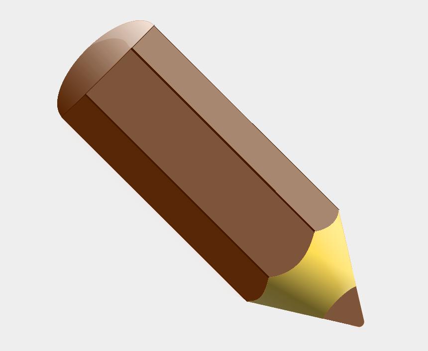 pencil clipart, Cartoons - Download - Brown Color Pencil Clipart
