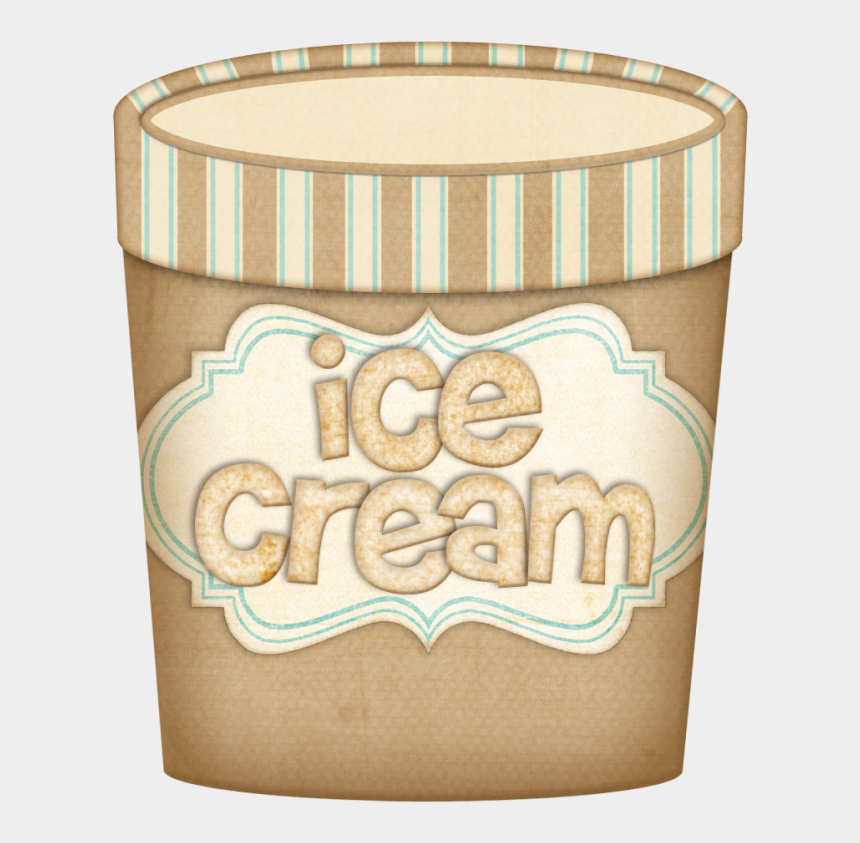ice cream clipart, Cartoons - Rylee Made Up A Song About Ice Cream Today ❤ Food Clipart, - Box Of Ice Cream Clipart