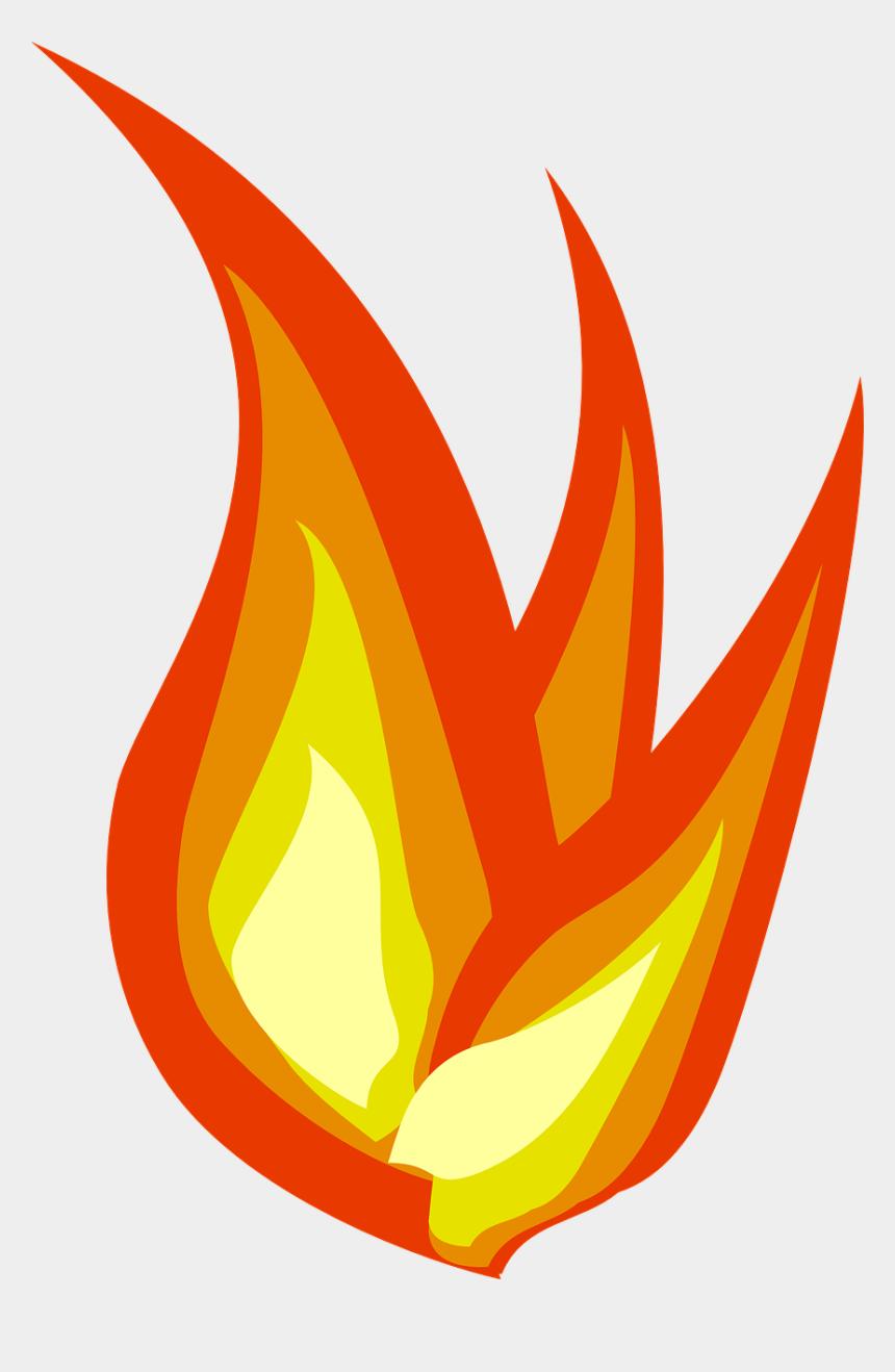 fire clipart, Cartoons - Burn Clipart Small Fire - Transparent Cartoon Fire Png