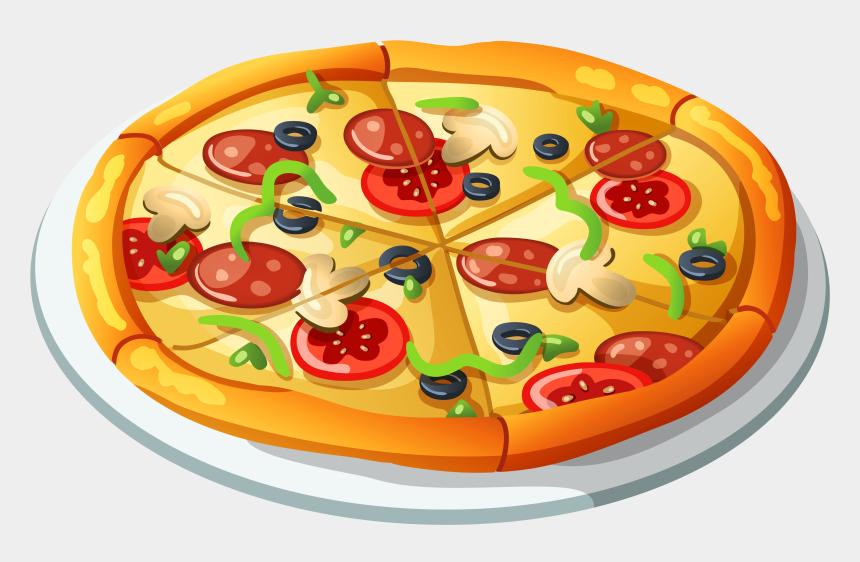 pizza clipart, Cartoons - Pizza Vector Clipart - Pizza Clipart