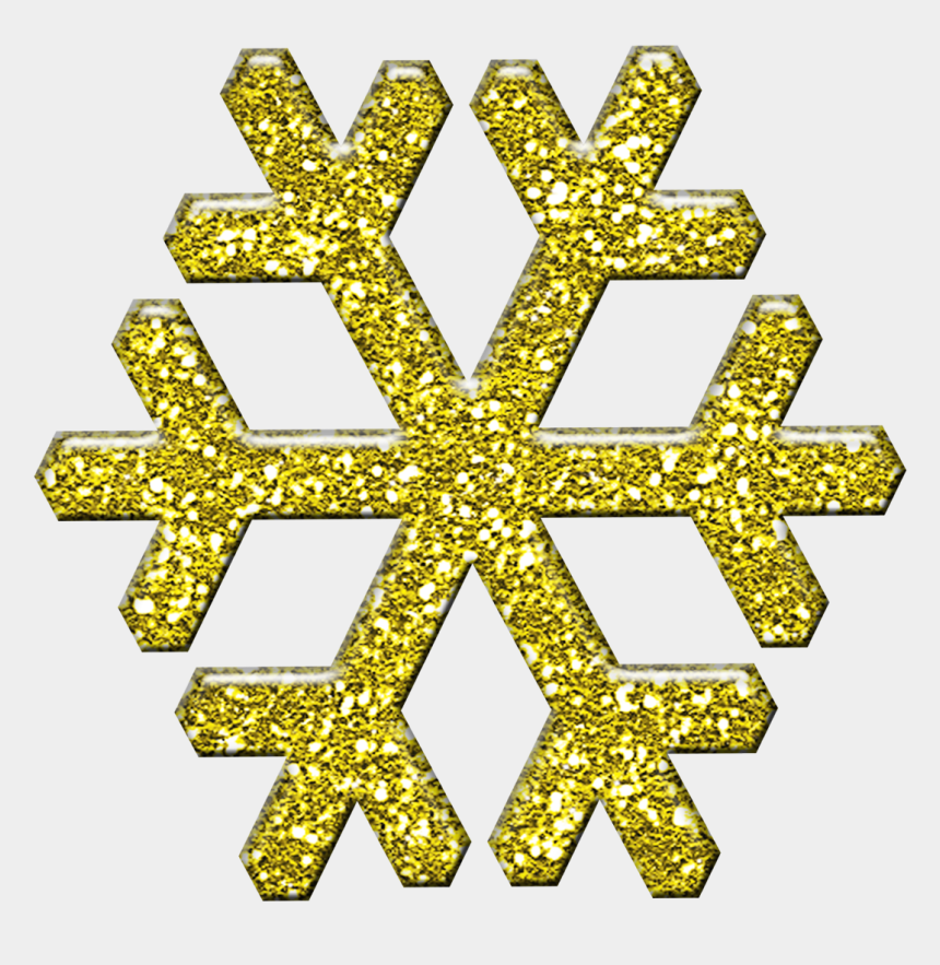snowflake clipart, Cartoons - Gold - Patron De Copo De Nieve