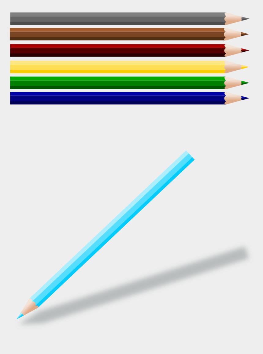 pencil clipart, Cartoons - Pencils Clipart Color Pencil - Colored Pencil Clip Art