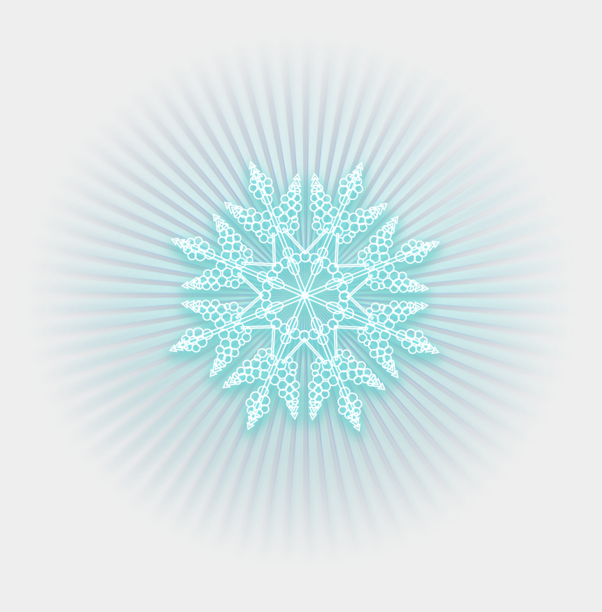snowflake clipart, Cartoons - Ice Blue Shining Snowflake Png Clipart Picture - Portable Network Graphics
