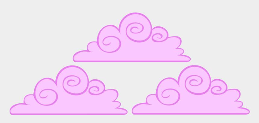 cloud clipart, Cartoons - Cloud Clipart Cotton - Cotton Candy Clouds Clipart