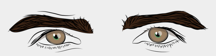 eyes clipart, Cartoons - Vector Eyeball Eye Clipart - Men Eyes Png