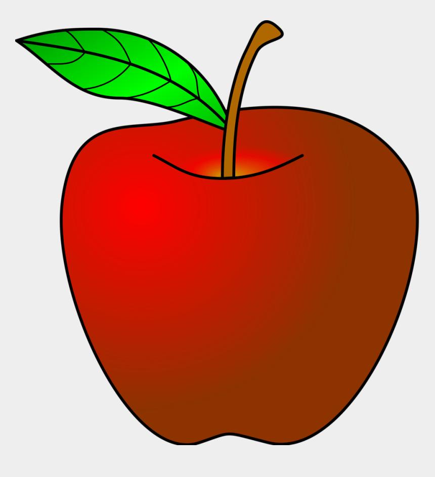 apple clip art, Cartoons - Apple Clip Art - Apple Clipart