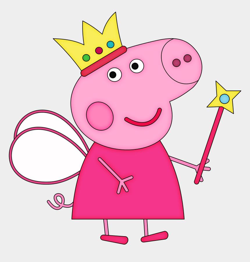 Family Clipart Pig Peppa Pig Princess Png Cliparts