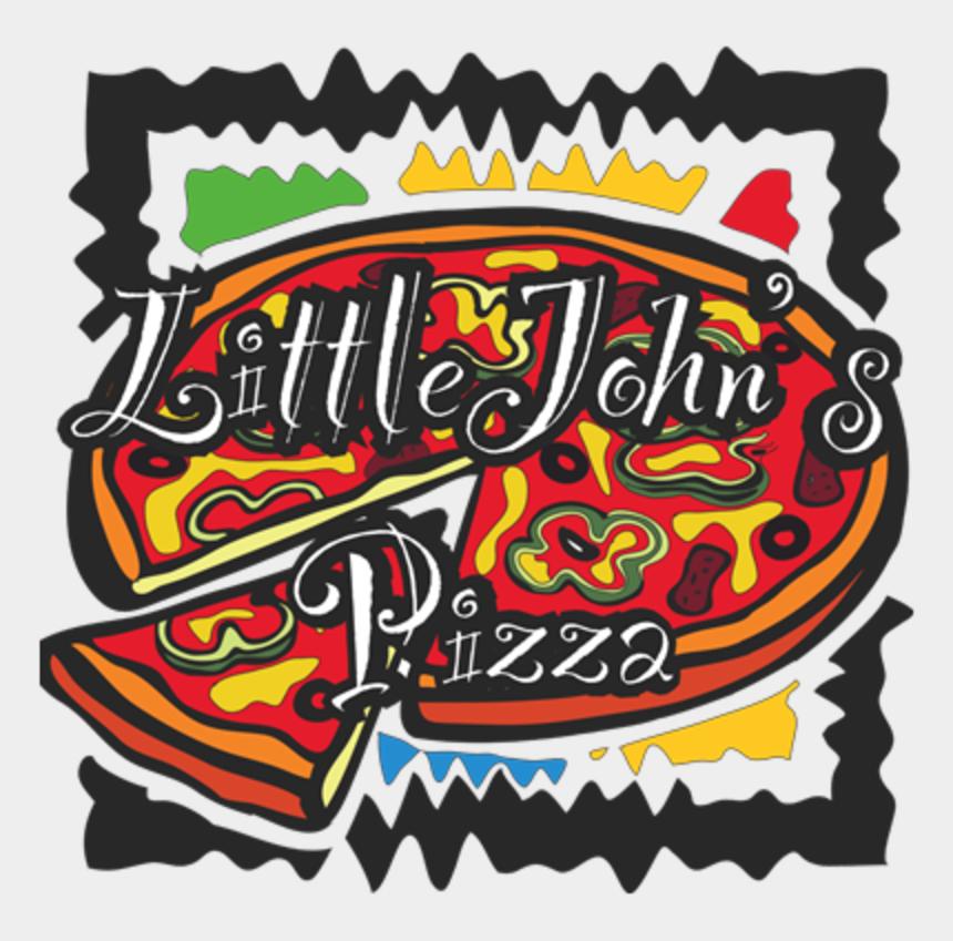 pizza clipart, Cartoons - Little John's Pizza Delivery - Little John's Pizza