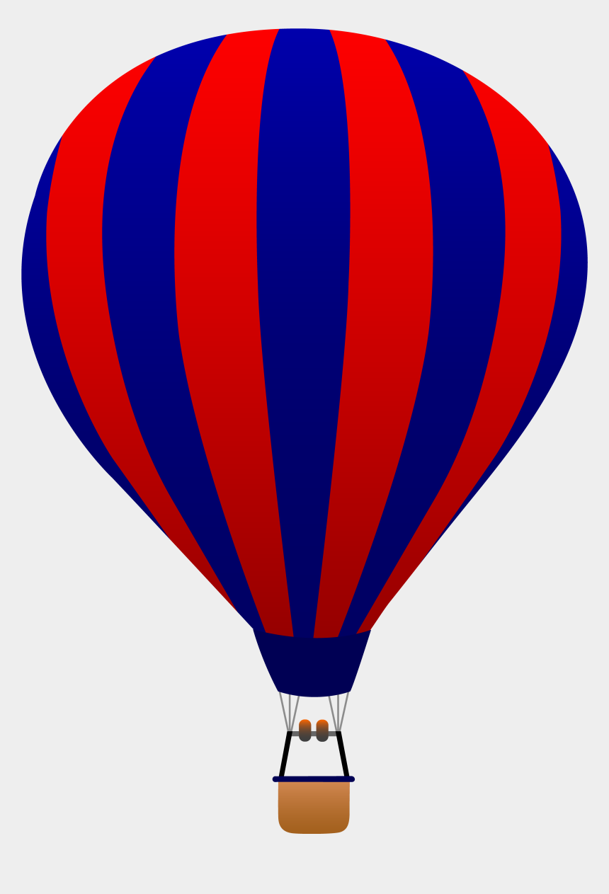 balloon clipart, Cartoons - Air Balloon Clipart - Hot Air Balloon Stripes
