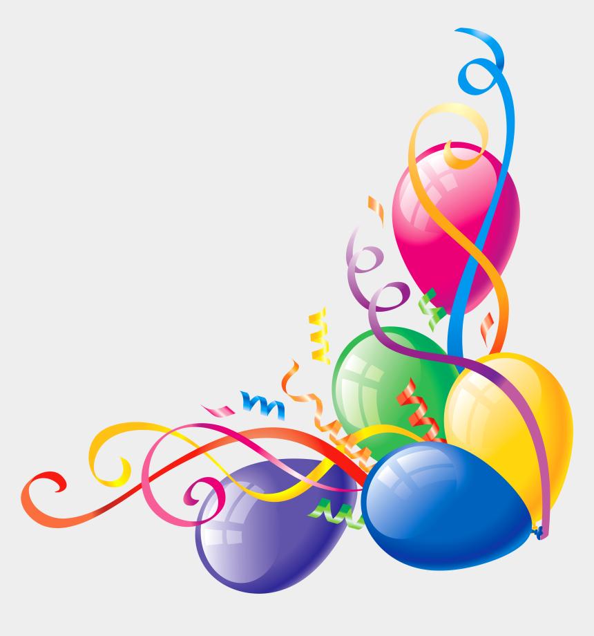 balloon clipart, Cartoons - Free Balloon Clipart - Balloon Border Clipart