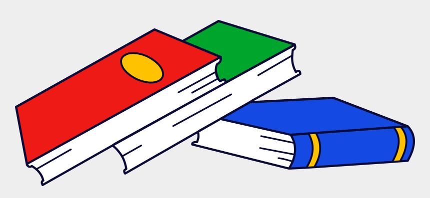 book clipart, Cartoons - Book Clipart Animated - Kids Books Cartoon