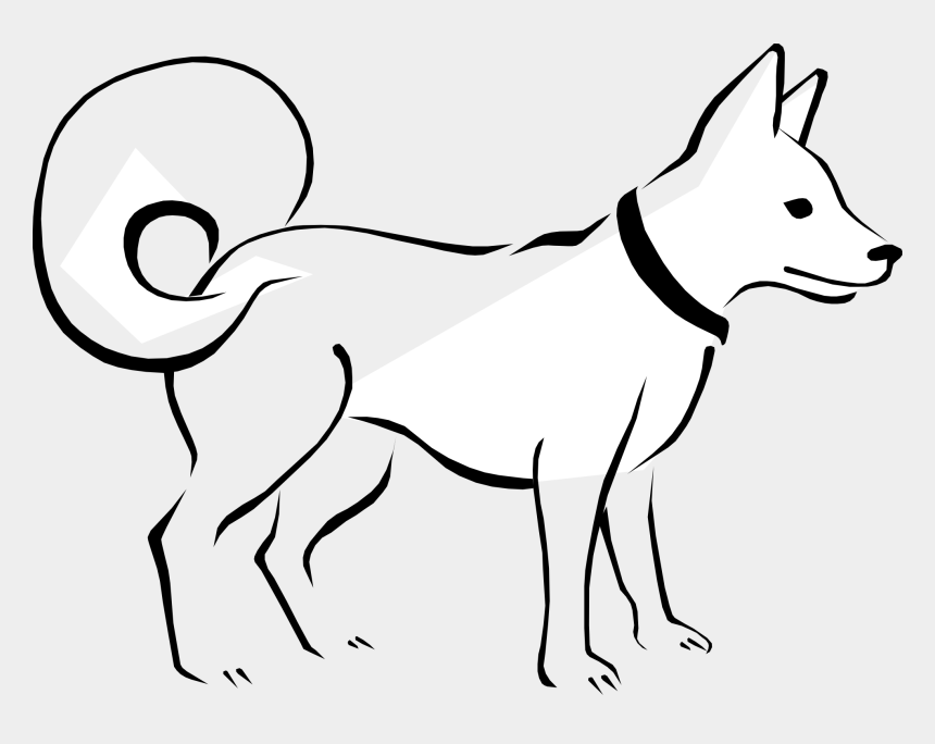 dog clipart, Cartoons - Dog Black And White Dog Clip Art Black And White Free - Dog Pic Black And White