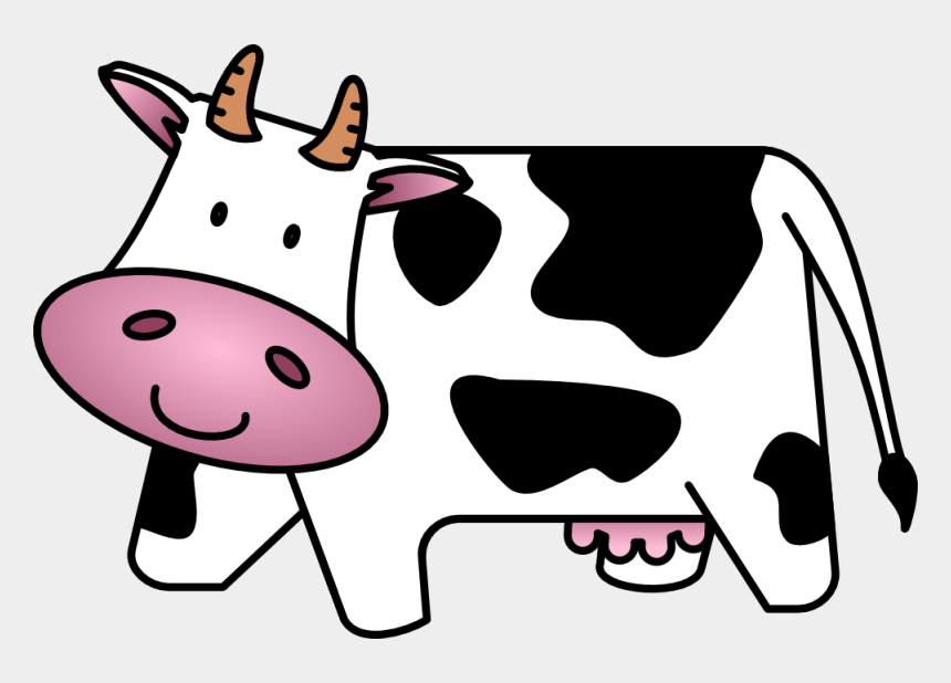 cow clipart, Cartoons - Baby Cow Clipart - Cow Clipart