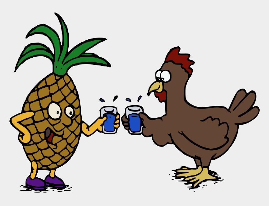 chicken clipart, Cartoons - Cute Chicken Clipart Free Images 2 - Chicken Drink Water Cartoon