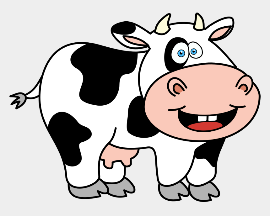 cow clipart, Cartoons - Clipart Funny Cow - Clip Art Cow