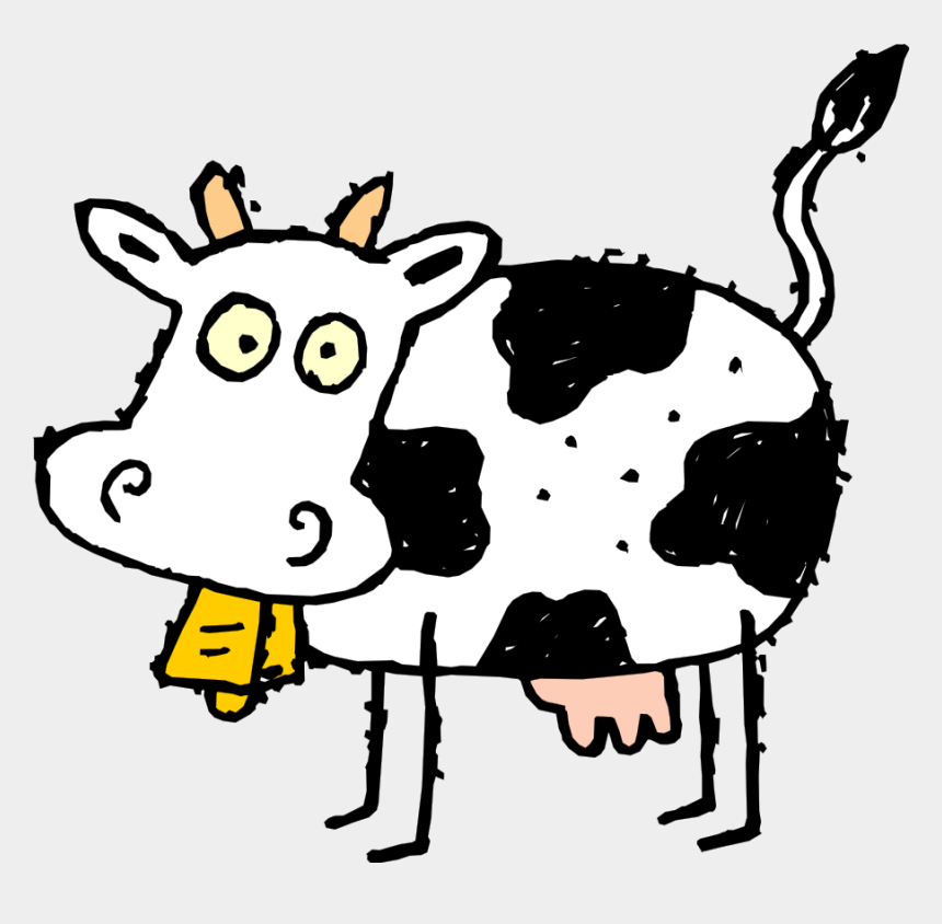 cow clipart, Cartoons - Cow And Barn Clipart, Vector Clip Art Online, Royalty - Free Cow Clipart